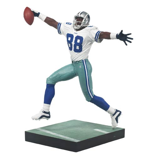 NFL Series 33 Michael Irvin Action Figure
