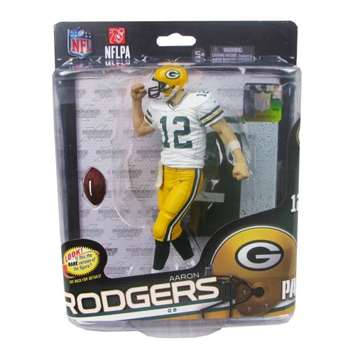 NFL Series 34 Aaron Rodgers Action Figure