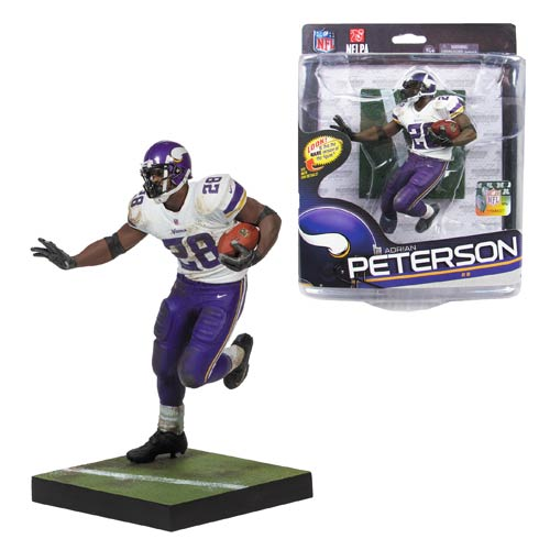 NFL Series 34 Adrian Peterson Action Figure