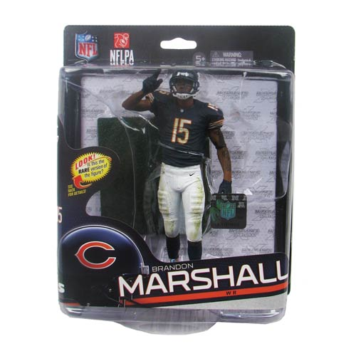 NFL Series 34 Brandon Marshall Action Figure