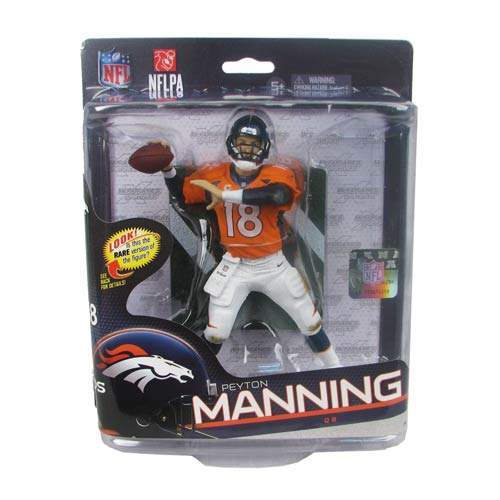 NFL Series 34 Peyton Manning Action Figure