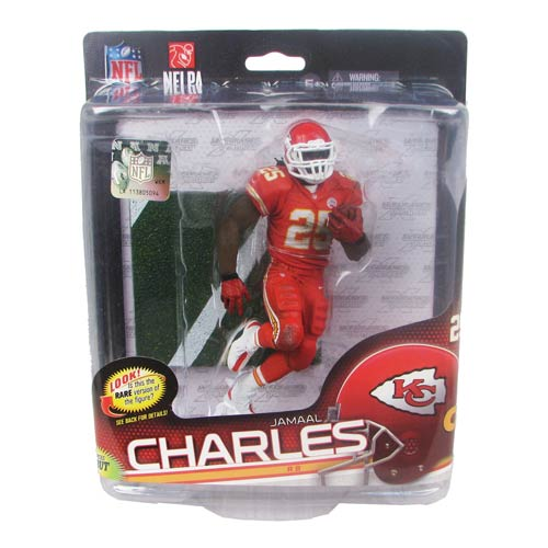 NFL Series 34 Jamaal Charles Action Figure