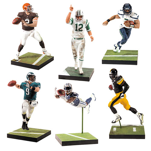 NFL Series 35 Action Figure Case