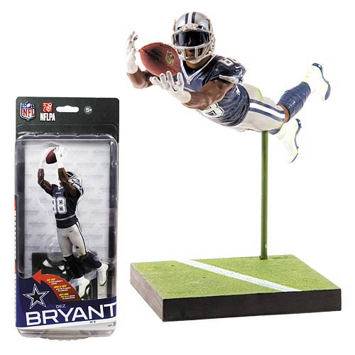 NFL Series 35 Dez Bryant Action Figures