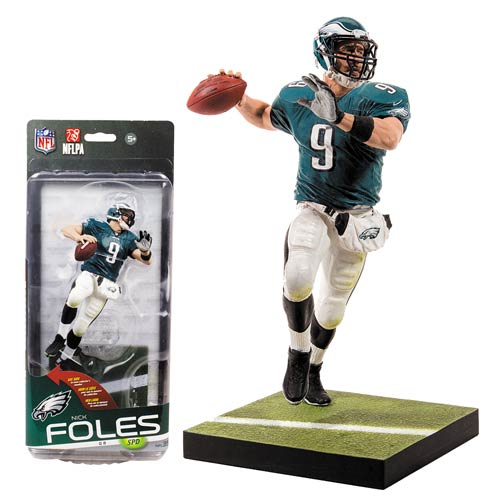 NFL Series 35 Nick Foles Action Figure