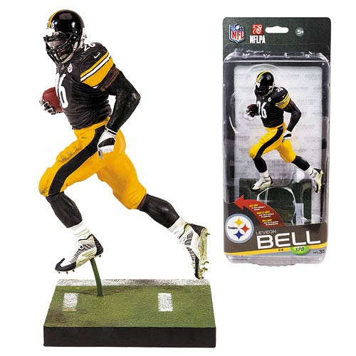 NFL Series 35 Le'Veon Bell Action Figure