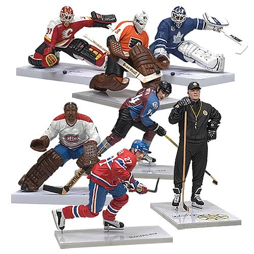 NHL Series 19 Action Figure Case