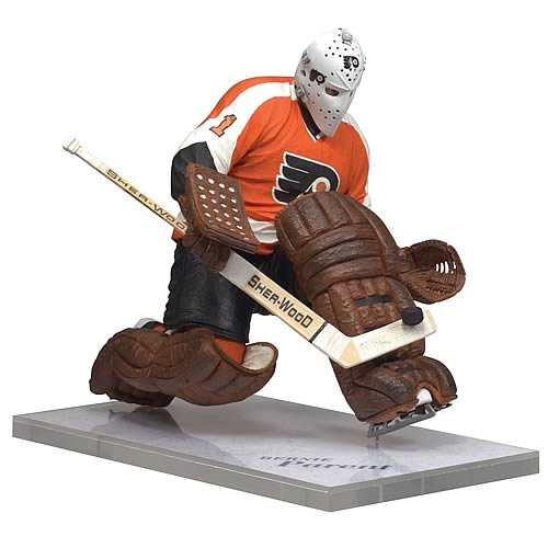NHL Series 19 Bernie Parent Action Figure