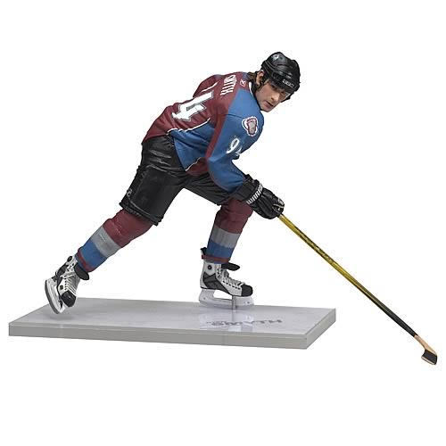 NHL Series 19 Ryan Smyth Action Figure