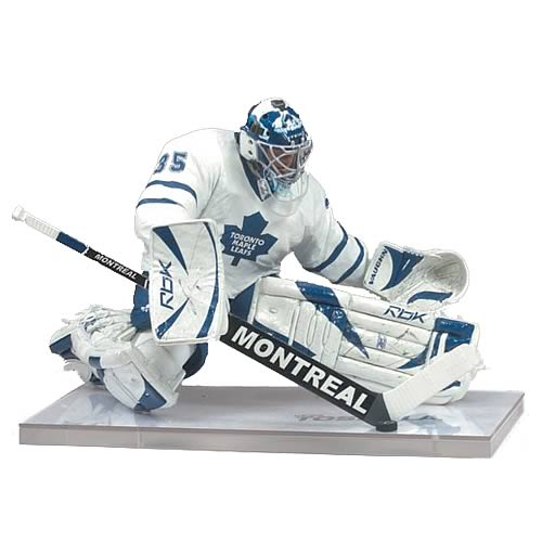 NHL Series 20 Vesa Toskala Action Figure
