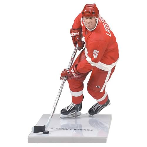 NHL Series 20 Nicklas Lidstrom 2 Action Figure
