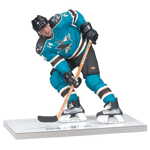 NHL Series 20 Jonathan Cheechoo Action Figure