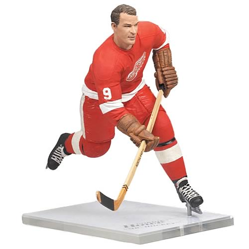 NHL Legends Series 7 Gordie Howe 2 Action Figure