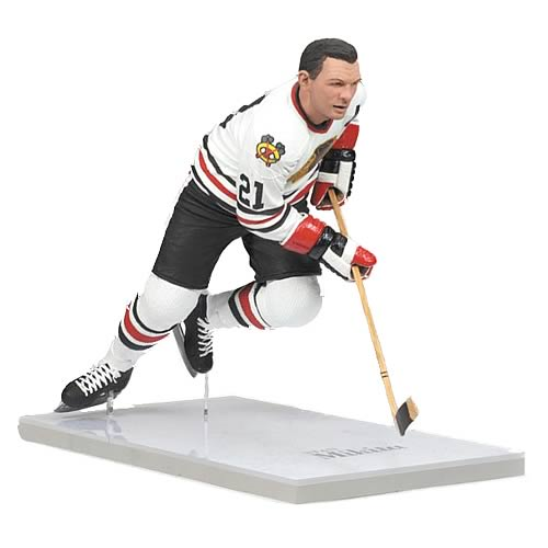 NHL Legends Series 7 Stan Mikita Action Figure