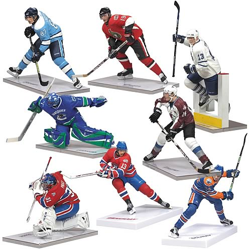 NHL Series 21 Action Figure Case