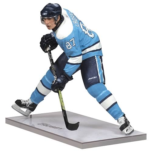 NHL Series 21 Sidney Crosby 3 Action Figure