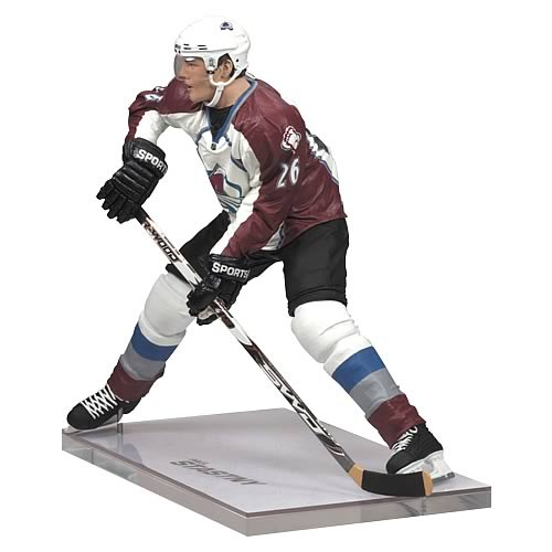 NHL Series 21 Paul Stastny Action Figure
