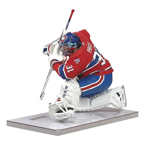 NHL Series 21 Carey Price Action Figure, Not Mint