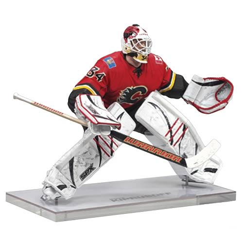 NHL Series 22 Miikka Kiprusoff 2 Action Figure