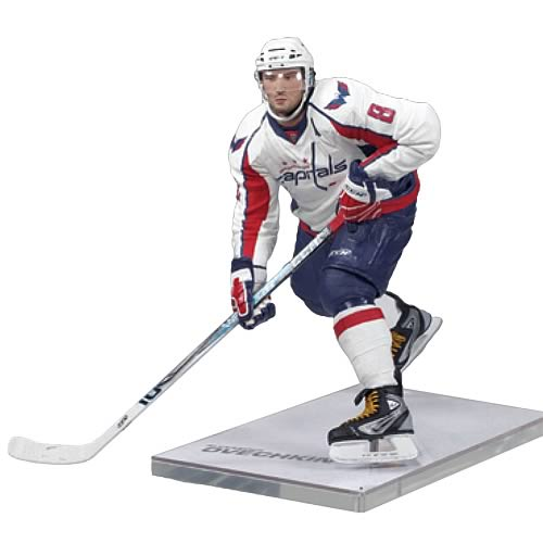 NHL Series 22 Alexander Ovechkin 3 Action Figure, Sports: Hockey, Action Figures, MCFARLANE TOYS