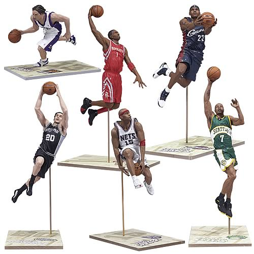 NBA Series 10 Action Figure Case