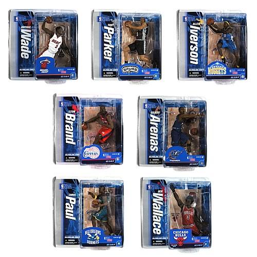 NBA Series 12 Action Figure Case