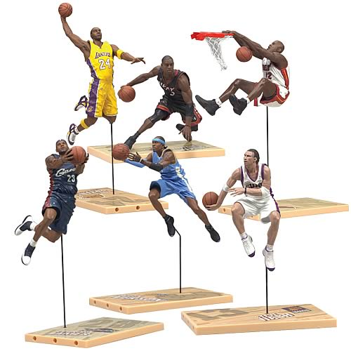 NBA  3-inch Series 5 Action Figures
