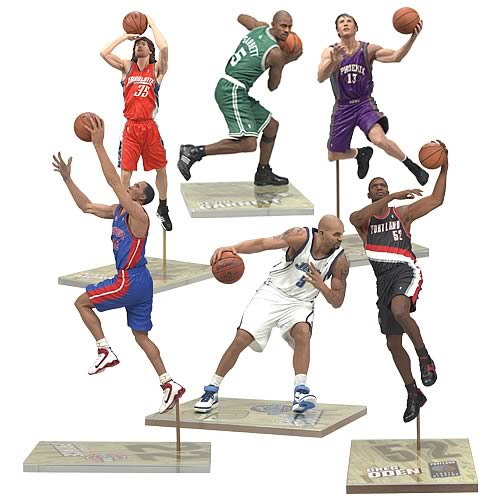 NBA Series 14 Action Figure Case