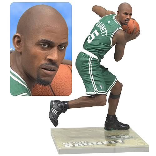 NBA Series 14 Kevin Garnett 3 Action Figure
