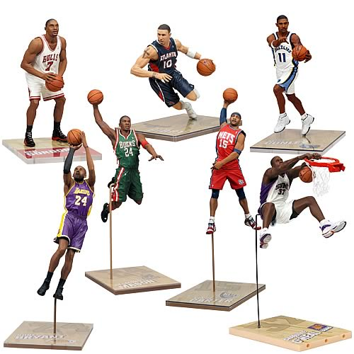 NBA Series 15 Action Figure Case