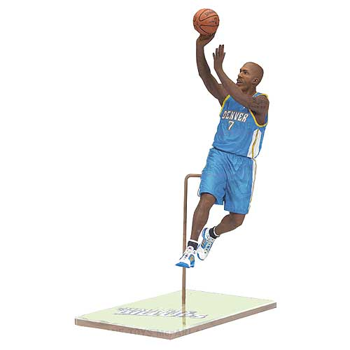 NBA Series 18 Chauncey Billups Action Figure