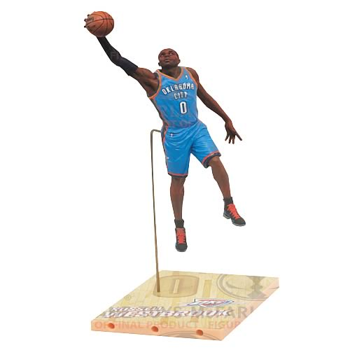 NBA Series 21 Russell Westbrook Action Figure