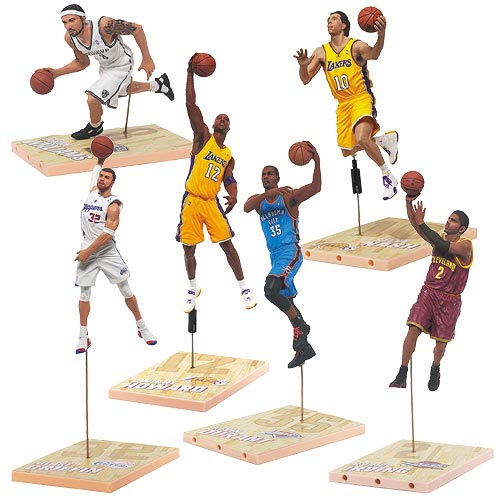 NBA Series 22 Action Figure Case