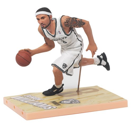 NBA Series 22 Deron Williams Action Figure