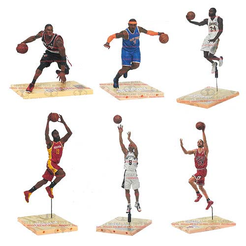 NBA Series 23 Action Figure Case