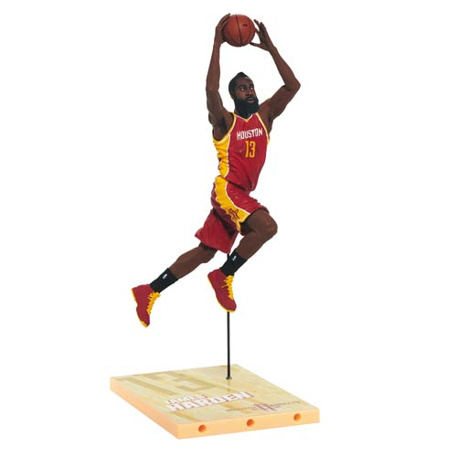 NBA Series 23 James Harden Action Figure