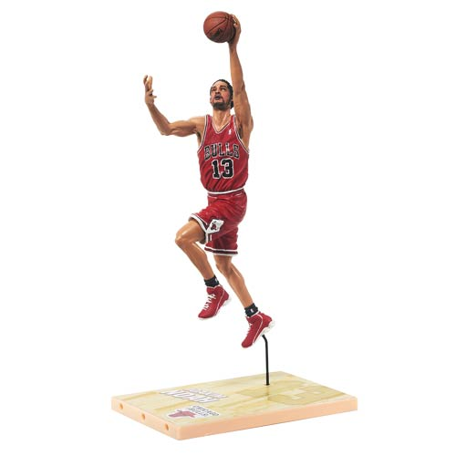 NBA Series 23 Joakim Noah Action Figure