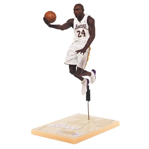 NBA Series 23 Kobe Bryant Action Figure