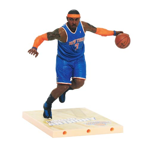 NBA Series 23 Carmelo Anthony Action Figure