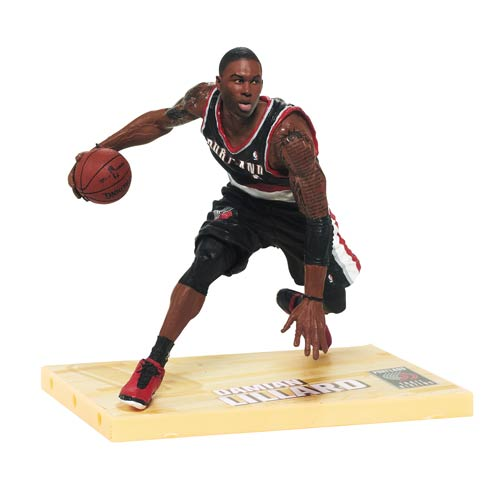 NBA Series 23 Damian Lillard Action Figure
