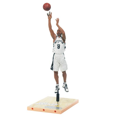 NBA Series 23 Tony Parker Action Figure