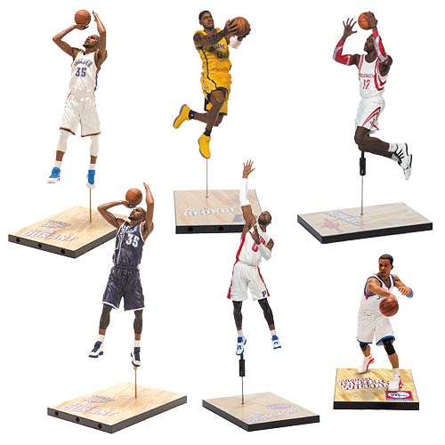 NBA Series 25 Action Figure Case