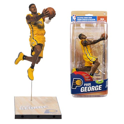 NBA Series 25 Paul George Action Figure