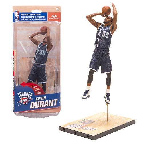 NBA Series 25 Kevin Durant Action Figure