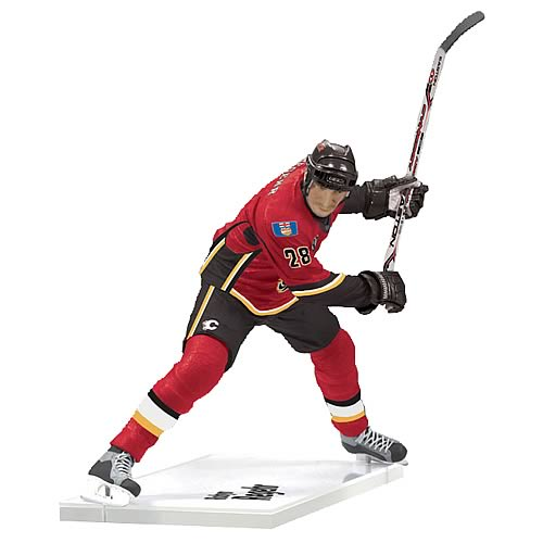 NHL Series 24 Robyn Regehr Action Figure