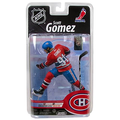 NHL Series 25 Scott Gomez Action Figure