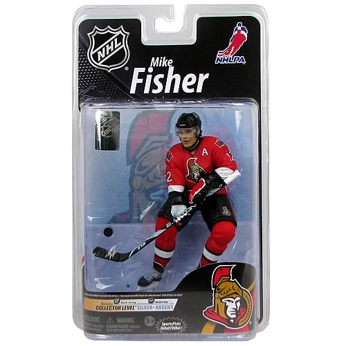 NHL Series 26 Mike Fisher Action Figure