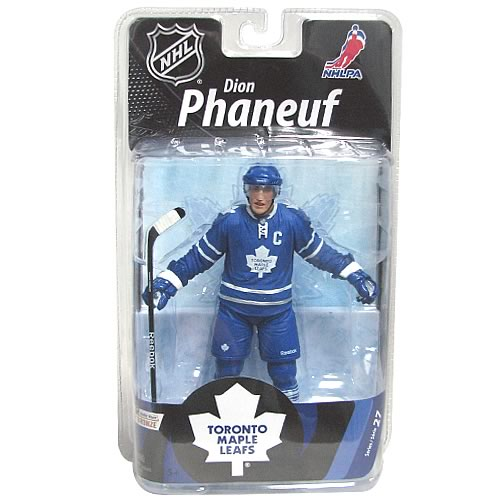 NHL Series 27 Dion Phaneuf 2 Action Figure