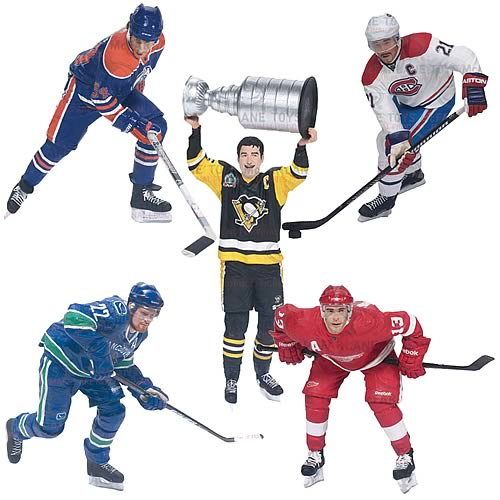NHL Series 30 Action Figure Case