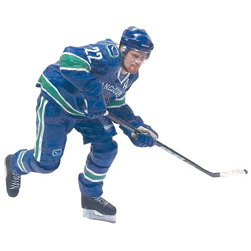 NHL Series 30 Daniel Sedin 3 Action Figure